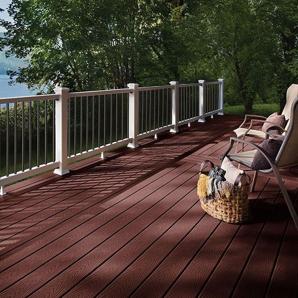 Maintain Composite Wood Decking